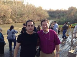 Alfredo at Jordan