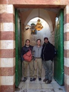 Alfredo, Eliacin, Hebron