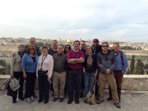 Olympia pilgrims