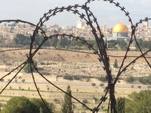 holy land 2015 dome barbed wire