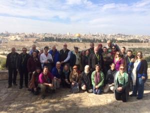 Holy Land 2015 group sho