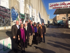 holy land wall 2015