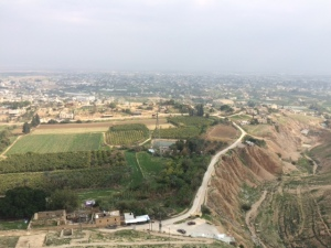 Jericho mountain
