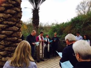 Jordan River liturgy 2015
