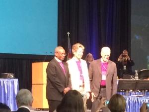 GC Presiding bishops