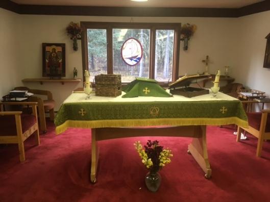 St, Jude Altar