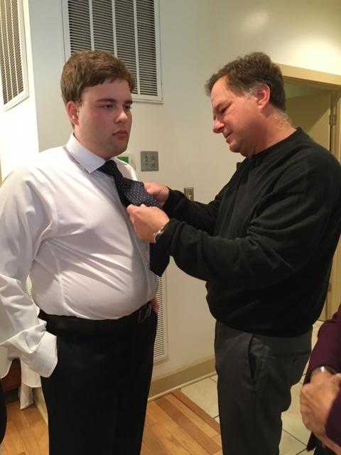 Aaron tie
