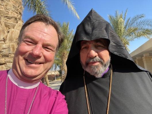 Aremenian Patriarch 2020