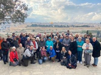 Mt. of olives 20202