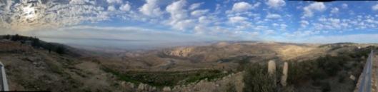 Mt. Nebo Pano