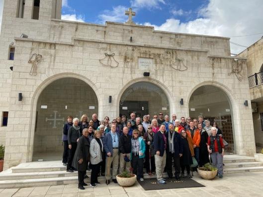 Redeemer Amman Group photo