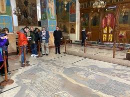 St. george mosaic modaba
